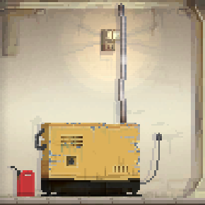 Generator Upgrade 11