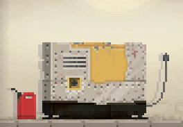 Generator Upgrade 8