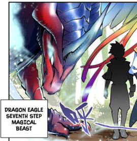 Dragon Eagle