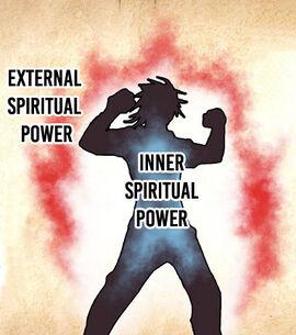 Inner & External Spiritual Energy