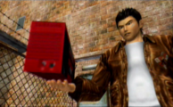 Ryo holding Cool Z's Stereo