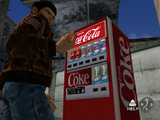WS Ryo buying Coke