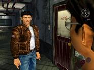 Shen2 Ryo meets Wang's brother