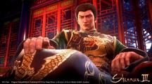 Shen3 Lan Di sitting