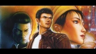 SHENMUE 2 - Ending & Credits (English Speech) - nullDC 1.0.4 SEGA Dreamcast Emulator