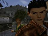 Shen Minoru behind Ryo