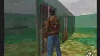 Shenmue Beta Doors