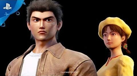 Shenmue III – The 1st Teaser PS4