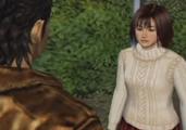 Ryo talking to Nozomi after beating Enoki2