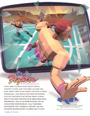 VirtuaFighter arcadeflyer