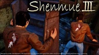 Shenmue 3 Update 65 Dev Room Progress Report Vol. 2
