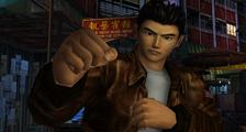 Shen2 Ryo Lucky Charm Qr