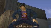 Shen I got u a job man