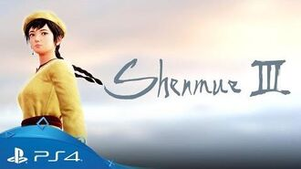 Shenmue III The Prophecy Trailer PS4