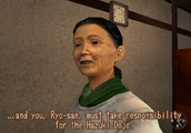 Responsibility for Hazuki Dojo
