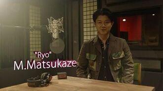 Masaya Matsukaze - Ryo Hazuki (Japanese Voice Actor)