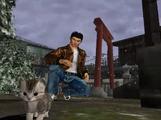 Shen Kitty walks away