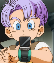 Trunks (DBS Broly)