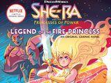 She-Ra: Legend of the Fire Princess