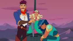 The Alliance, broken-hearted
