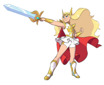 She-RaRender 2
