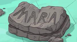Mara rations cake