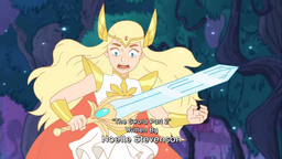 The Sword Part 2 Title Card