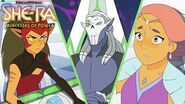 Dinner with Horde Prime SHE-RA AND THE PRINCESSES OF POWER Netflix