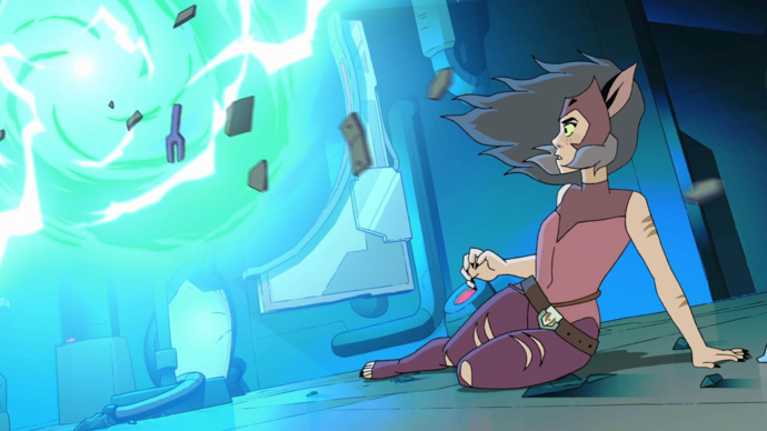 Catra and The Portal