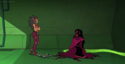 Catra Shadow Weaver talking episode Light Spiner 1