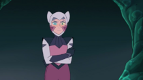 Catra in Space Suit