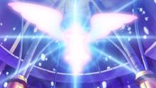 Glimmer gets the Moonstone's full power