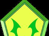 Force Captain badge