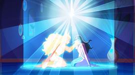 She-Ra heals Shadow Weaver