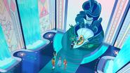 Salineas' throne room