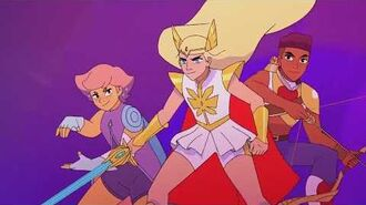 ENGLISH She-ra and the Princesses of Power Opening
