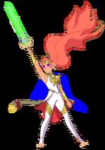 Nekobrina by dodddman Daughter of Adora & Catra and the Next She-Ra