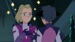 Adora is moved by Catra