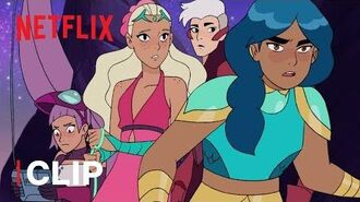 Princess Stealth Mission She-Ra and the Princesses of Power Netflix Futures