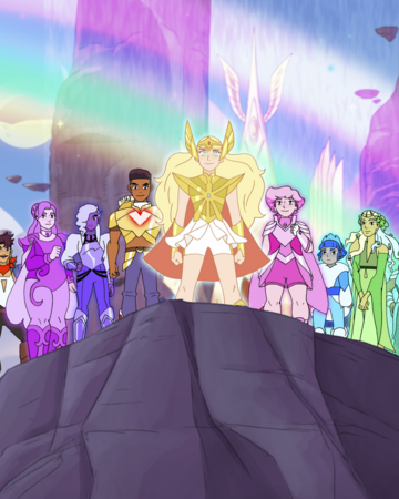 The Rebellion She Ra And The Princesses Of Power Wiki Fandom