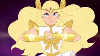 She-ra and the Princesses of Power - Transformation Sequence