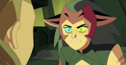 Catra losing it ask Are They Laughing at me !? S4E10