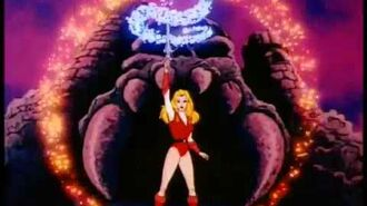 She-Ra Intro Classic 80s Cartoon