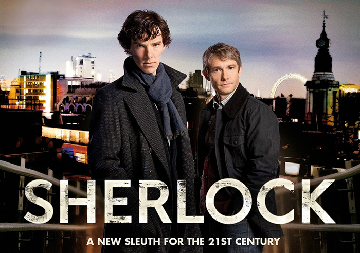 Sherlockシャーロック画像