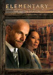 Elementary Quinta temporada DVD