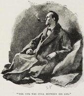 Holmes literario