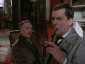 El pabellon Wisteria episodio