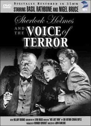 La voz del terror