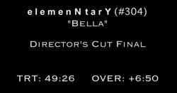 Elementary Bella