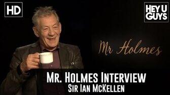 Entrevista a Ian McKellen - Mr
